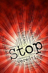 Psykoterapeut Hanne Kirkegaard - Stop overspisning