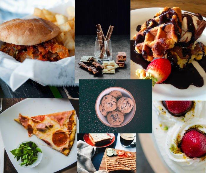 Grådighed, mad og overspisning