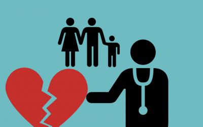 Mange spiseforstyrrede har et problematisk forhold til familien.