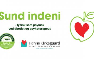 Sund Indeni – et forløb med diætist og psykoterapeut