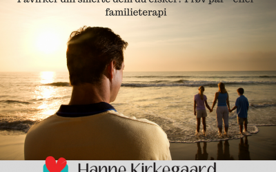 Påvirker din smerte dem du elsker? Prøv par- eller familieterapi