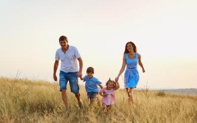 Sommertid og forventninger? Dig, der lever med partner/kæreste og i en familie med børn.