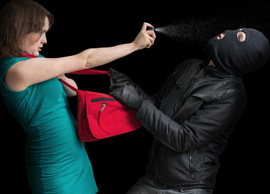 Er det okay at bevæbne sig, hvis man føler sig utryg?